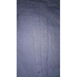 100% bamboo terry fabric 1/2mt